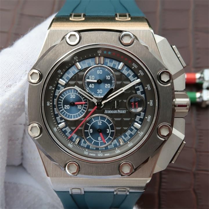 AP爱彼皇家橡树离岸型系列26568PM.OO.A021CA.01男士自动机械精仿手表
