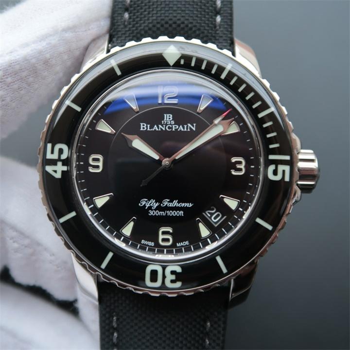 【N厂超A】宝珀五十噚5015-1130-52男士自动机械一比一最强精仿手表