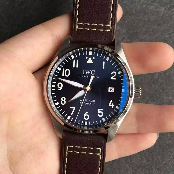 【MK厂超A】万国(IWC)飞行员系列马克十八小王子限量版IW327004男士自动机械一比一精仿手表