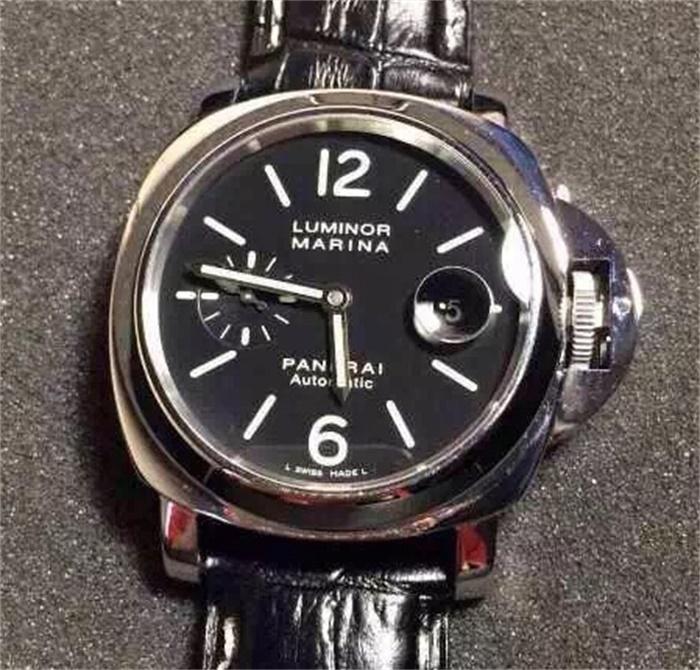 Panerai沛纳海Luminor系列PAM104男士自动机械精仿手表