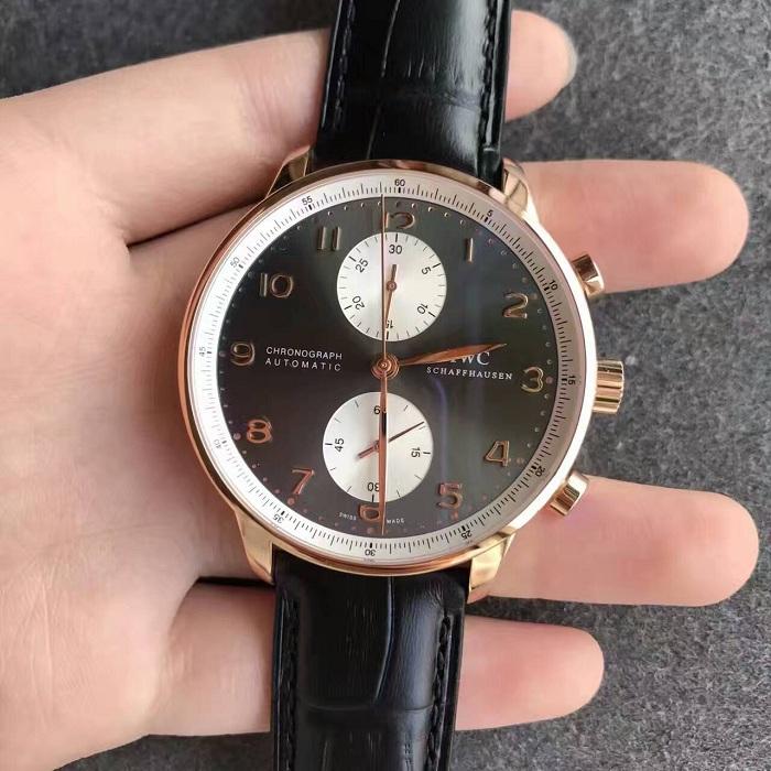 【ZF厂超A】万国(IWC)葡萄牙计时超薄V2升级版成龙慈善基金限量款一比一精仿手表