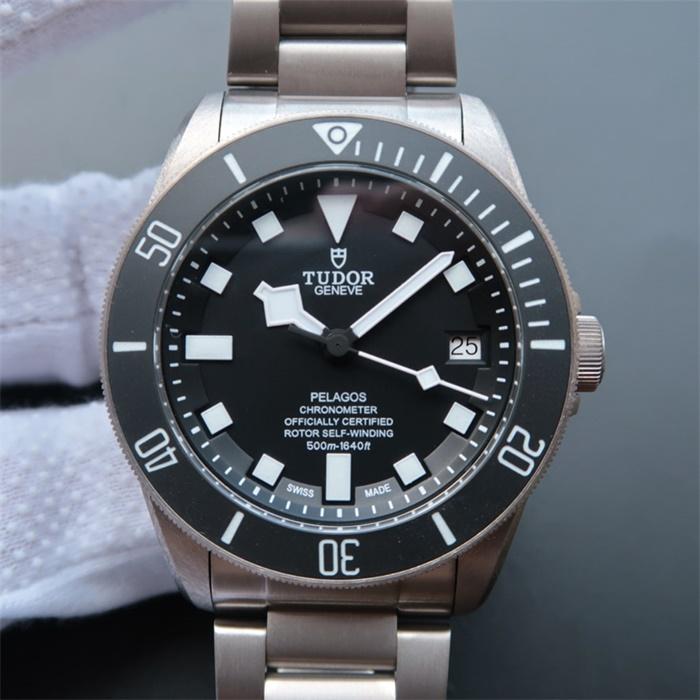 帝舵(Tudor)/帝陀/帝驼战斧V6版25500TN男士自动机械精仿手表
