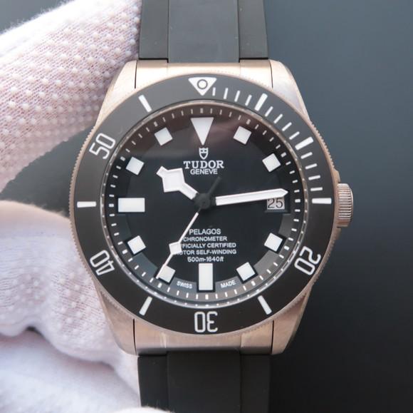帝舵/帝陀/帝驼Tudor PELAGOS系列25600TN男士自动机械精仿手表