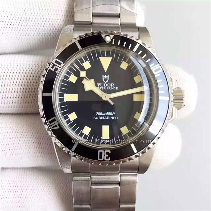 帝舵(Tudor)/帝陀/帝驼HERITAGE BLACK BAY系列男士自动机械精仿手表