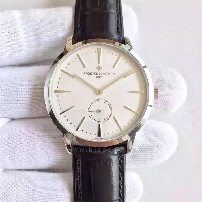 江诗丹顿Vacheron Constantin传承系列1110U/000G-B086男士手动机械精仿手表